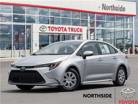 2022 Toyota Corolla LE (Stk: A22001) in Sault Ste. Marie - Image 1 of 19