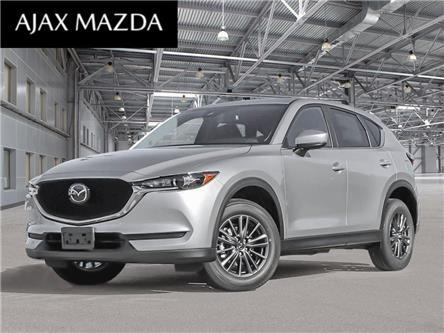 2021 Mazda CX-5 GS (Stk: 21-1613) in Ajax - Image 1 of 23