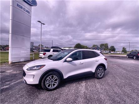 2021 Ford Escape SEL (Stk: 16000) in Wyoming - Image 1 of 26