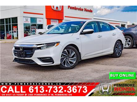 2019 Honda Insight Touring (Stk: 22023A) in Pembroke - Image 1 of 14