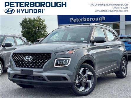 2021 Hyundai Venue Ultimate (Stk: H13011) in Peterborough - Image 1 of 30