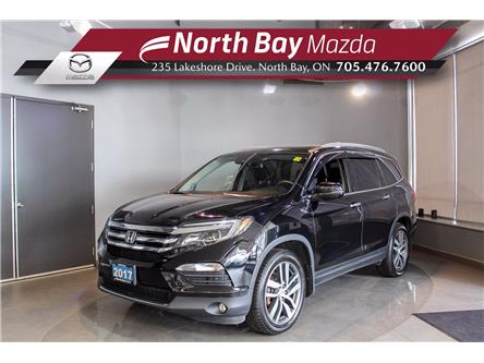 2017 Honda Pilot Touring (Stk: 21243A) in North Bay - Image 1 of 32