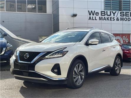 2019 Nissan Murano SL (Stk: U2003) in Toronto - Image 1 of 18
