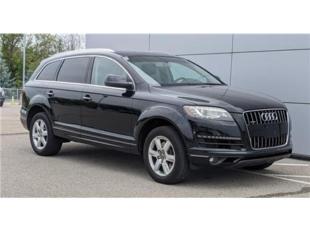 2013 Audi Q7 3.0T (Stk: 54048A) in Newmarket - Image 1 of 9