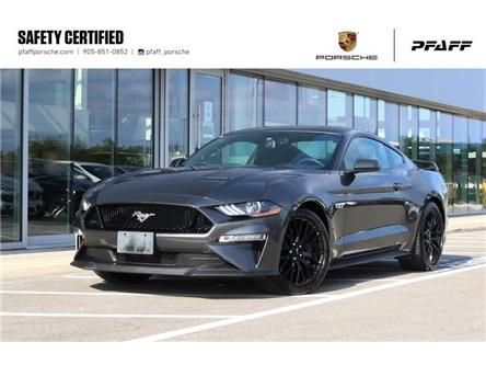 2018 Ford Mustang Coupe GT (Stk: U9928) in Vaughan - Image 1 of 30