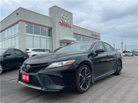 2018 Toyota Camry  (Stk: 2067) in Woodstock - Image 1 of 22