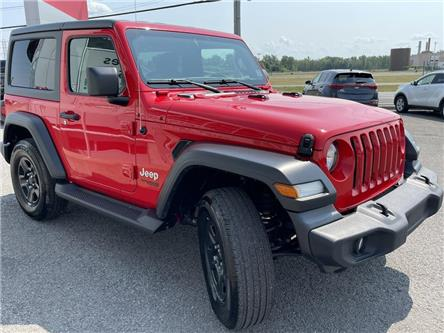 2020 Jeep Wrangler Sport (Stk: E3895) in Salaberry-de-Valleyfield - Image 1 of 19