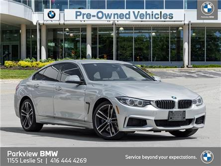 2019 BMW 440i xDrive Gran Coupe (Stk: T56025A) in Toronto - Image 1 of 23