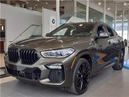 2021 BMW X6 M50i (Stk: 14487) in Gloucester - Image 1 of 25
