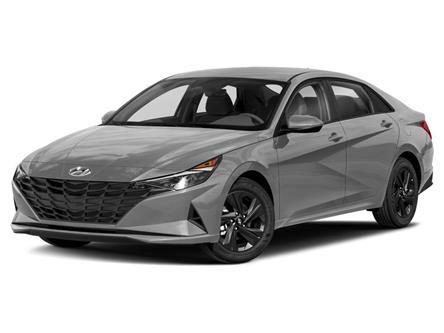 2022 Hyundai Elantra Sedan Preferred IVT (Stk: NU215621) in Mississauga - Image 1 of 9