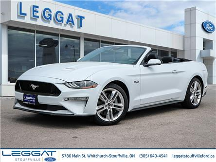 2021 Ford Mustang GT Premium (Stk: 21M1151) in Stouffville - Image 1 of 21