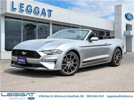 2021 Ford Mustang  (Stk: 21M1152) in Stouffville - Image 1 of 19