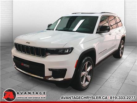 2021 Jeep Grand Cherokee L Limited (Stk: 41167) in La Sarre - Image 1 of 30