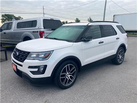 2016 Ford Explorer Sport (Stk: NC 4127) in Cameron - Image 1 of 10