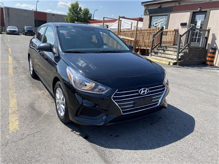 2020 Hyundai Accent Preferred (Stk: ) in Ottawa - Image 1 of 23
