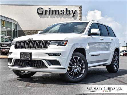 2021 Jeep Grand Cherokee Overland (Stk: N21315) in Grimsby - Image 1 of 31
