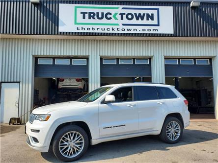 2017 Jeep Grand Cherokee Summit (Stk: T0581) in Smiths Falls - Image 1 of 26