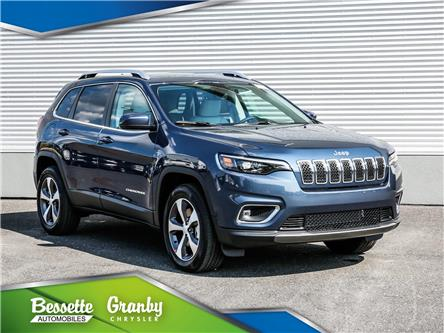 2021 Jeep Cherokee Limited (Stk: G1-0335) in Granby - Image 1 of 42