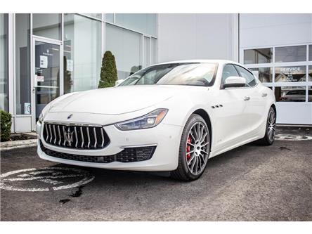 2021 Maserati Ghibli S Q4 GranLusso (Stk: 21ML10) in Laval - Image 1 of 14