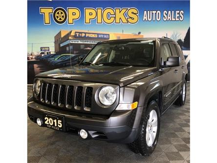 2015 Jeep Patriot Sport/North (Stk: 174842) in NORTH BAY - Image 1 of 26