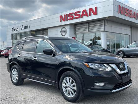 2018 Nissan Rogue SV (Stk: P2861) in Cambridge - Image 1 of 29