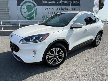 2020 Ford Escape SEL AWD GPS - Demarreur Cuir et plus! (Stk: E3893) in Salaberry-de-Valleyfield - Image 1 of 19