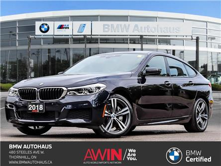 2018 BMW 640i xDrive Gran Turismo (Stk: P10740) in Thornhill - Image 1 of 41