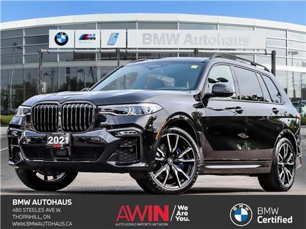 2021 BMW X7 xDrive40i (Stk: P10763) in Thornhill - Image 1 of 43