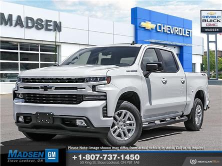 2021 Chevrolet Silverado 1500 RST (Stk: 21285) in Sioux Lookout - Image 1 of 21