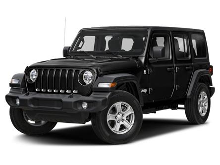 2021 Jeep Wrangler Unlimited Sport (Stk: 21538) in Mississauga - Image 1 of 9