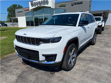 2021 Jeep Grand Cherokee L Limited (Stk: 21145) in Meaford - Image 1 of 22