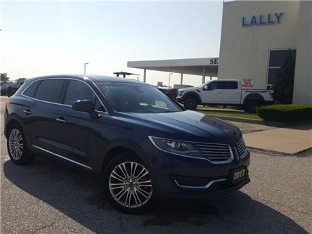 2017 Lincoln MKX Reserve (Stk: S7062A) in Leamington - Image 1 of 31