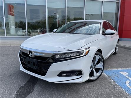 2018 Honda Accord Touring (Stk: 21-345A) in Stouffville - Image 1 of 20