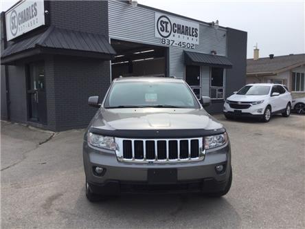 2013 Jeep Grand Cherokee Laredo (Stk: ) in Winnipeg - Image 1 of 17