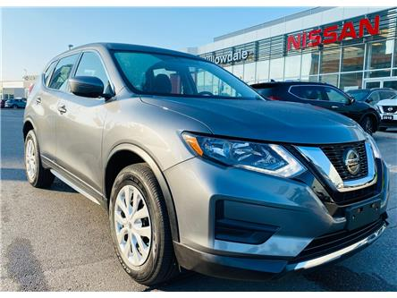 2018 Nissan Rogue S (Stk: N2232A) in Thornhill - Image 1 of 21