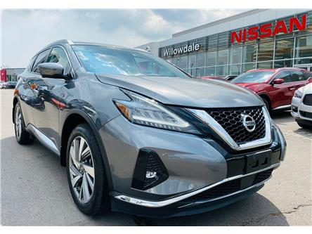 2019 Nissan Murano SL (Stk: N2314A) in Thornhill - Image 1 of 21