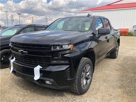 2021 Chevrolet Silverado 1500 RST (Stk: 192739) in AIRDRIE - Image 1 of 5