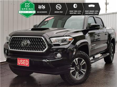 2019 Toyota Tacoma TRD Sport (Stk: B11865A) in North Cranbrook - Image 1 of 16