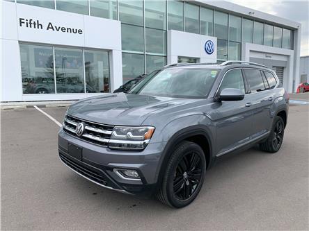 2018 Volkswagen Atlas 3.6 FSI Execline (Stk: 3704) in Calgary - Image 1 of 20