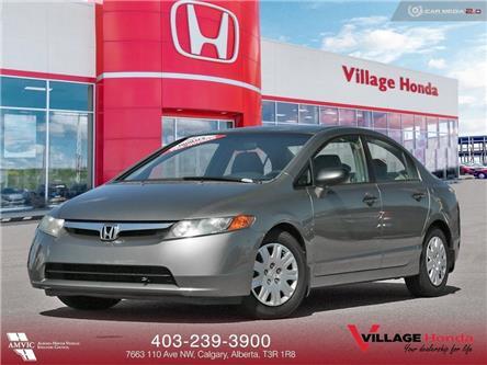 2007 Honda Civic DX-G (Stk: SL0515C) in Calgary - Image 1 of 27