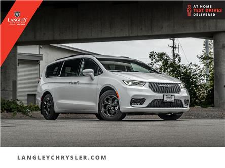 2021 Chrysler Pacifica Hybrid Touring L Plus (Stk: M567008) in Surrey - Image 1 of 28