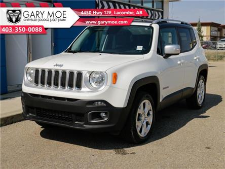 2017 Jeep Renegade Limited (Stk: F212687A) in Lacombe - Image 1 of 24