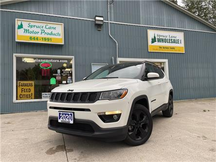 2020 Jeep Compass North (Stk: 28701) in Belmont - Image 1 of 28