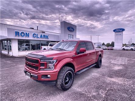 2018 Ford F-150 Lariat (Stk: 15967-1) in Wyoming - Image 1 of 26