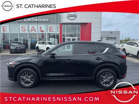 2018 Mazda CX-5 GS (Stk: RG21143A) in St. Catharines - Image 1 of 23