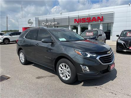 2018 Chevrolet Equinox 1LT (Stk: M0146A) in Chatham - Image 1 of 22