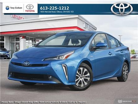 2021 Toyota Prius Technology (Stk: 60117) in Ottawa - Image 1 of 23