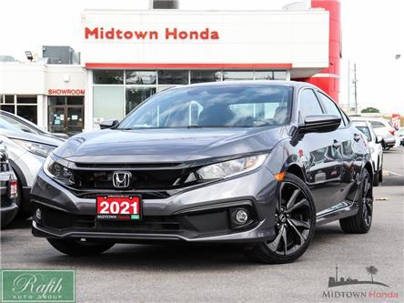 2021 Honda Civic Sport (Stk: P15141) in North York - Image 1 of 28