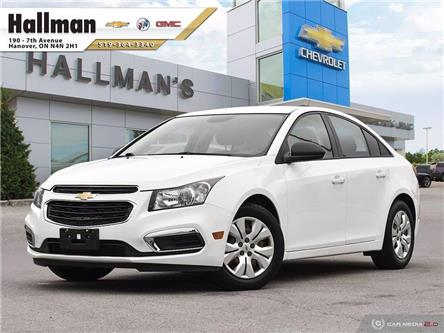 2016 Chevrolet Cruze Limited 2LS (Stk: 21334A) in Hanover - Image 1 of 25