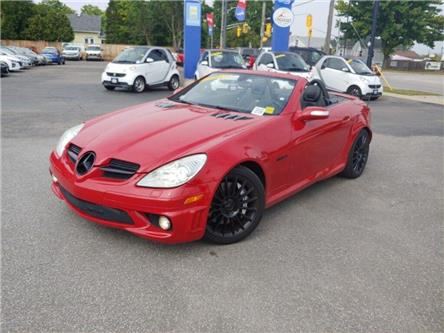 2006 Mercedes-Benz SLK-Class Base (Stk: A9421) in Sarnia - Image 1 of 30